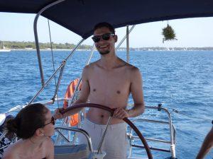 balade en bateau à Antibes