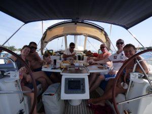 excursion en mer à Nice