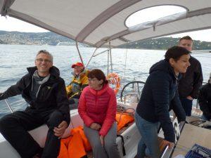 sorties en mer entreprises à Nice