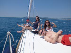 excursion en mer à Cannes