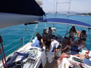 EVJF à Antibes