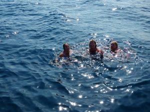 Soirée en mer à Beaulieu