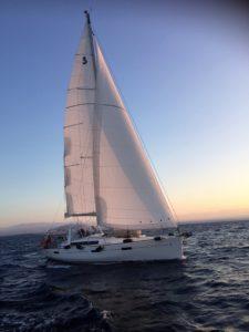 Location bateau Golfe Juan