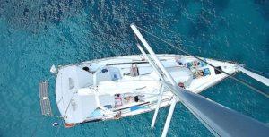 La mer à portée de voiles Compagnie Charter 2019
