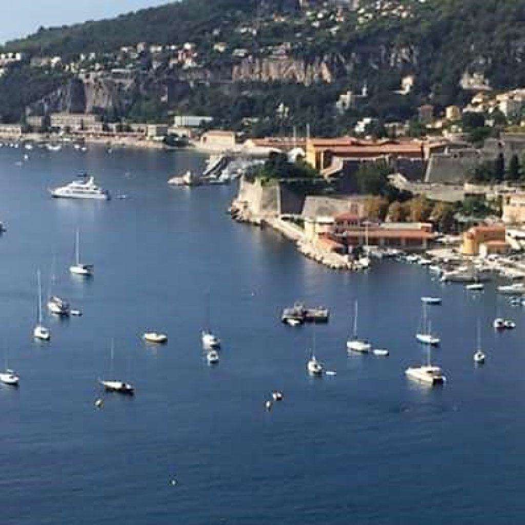 Promenade en bateau Nice